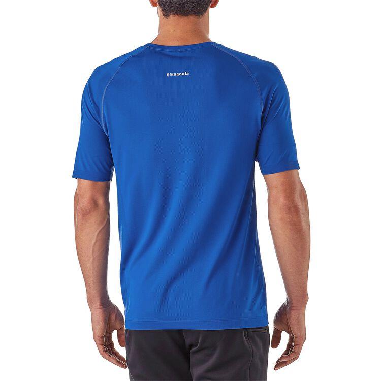 M's Short-Sleeved Slope Runner Shirt,