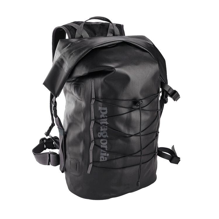 STORMFRONT ROLL TOP PACK, Black (BLK)