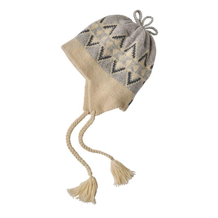 イヤーフラップ・ハット, Brass Hawk Hat: Drifter Grey (BHKD)
