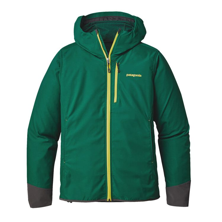 M'S LEVITATION HOODY, Legend Green (LGDG)