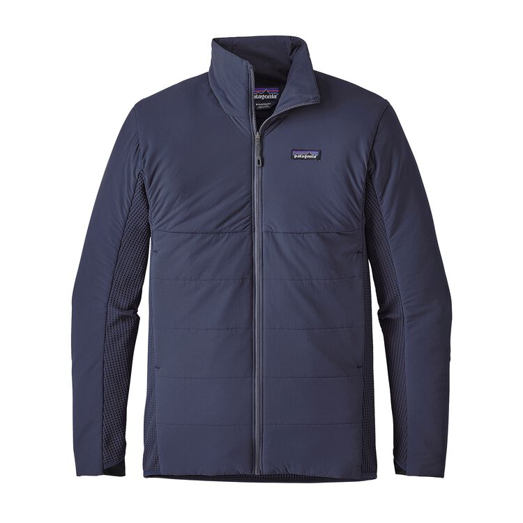 M'S NANO-AIR LIGHT HYBRID JKT, Smolder Blue (SMDB)