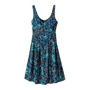 ウィメンズ・ローレル・リッジ・ドレス, Dropdot: Big Sur Blue (DPBS)