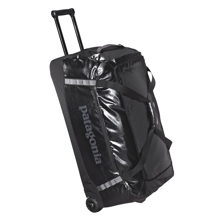 BLACK HOLE WHEELED DUFFEL 120L, Black (BLK)