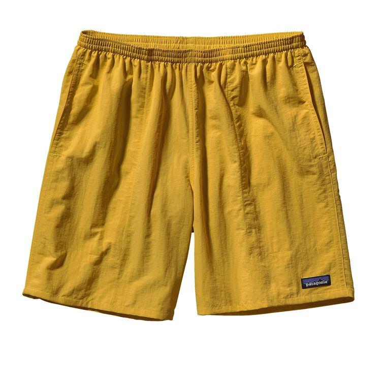M'S BAGGIES LONGS - 7 IN., Sulphur Yellow (SULY)