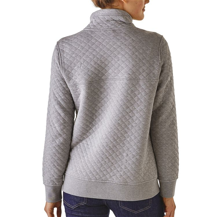 W's Cotton Quilt Snap-T® Pullover,