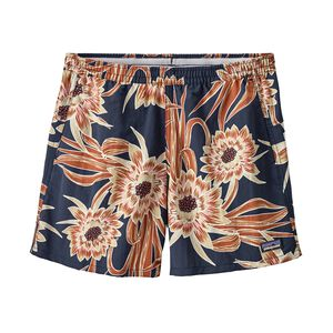 "W's Baggies™ Shorts - 5"", Cereus Flower: Classic Navy (CEUD)"