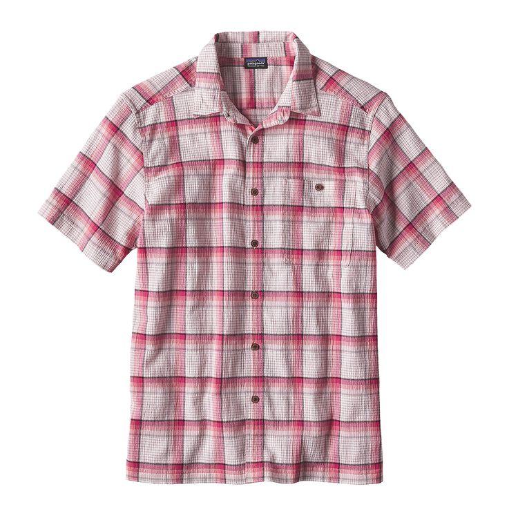 メンズ・A/Cシャツ, Alongshore: Carve Coral (AGCV)