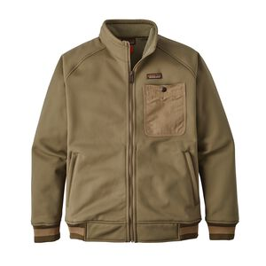 M's Tin Shed Jacket, Dark Ash (DKAS)