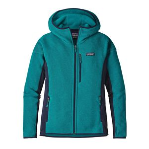 W's Performance Better Sweater™ Hoody, Elwha Blue (ELWB)