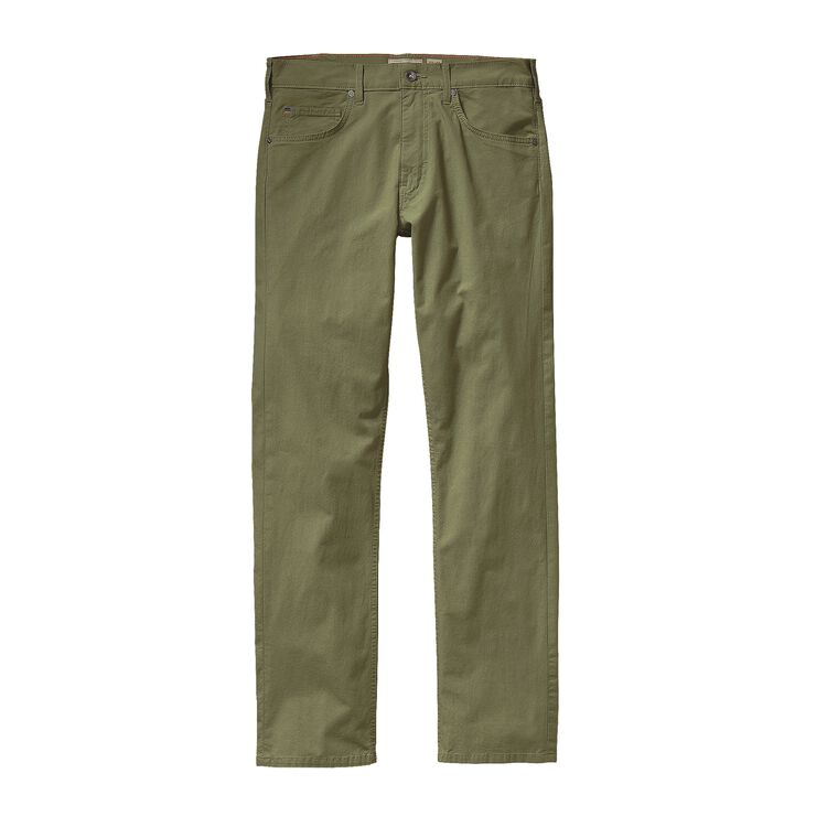 M'S STRAIGHT FIT ALL-WEAR JEANS - REG, Spanish Moss (SNM)