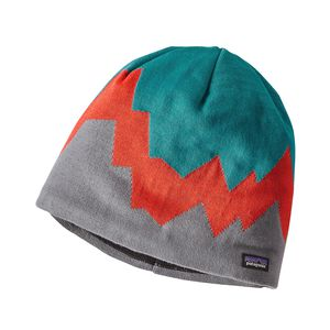 Lined Beanie, Discoveries: Feather Grey (DCFY)