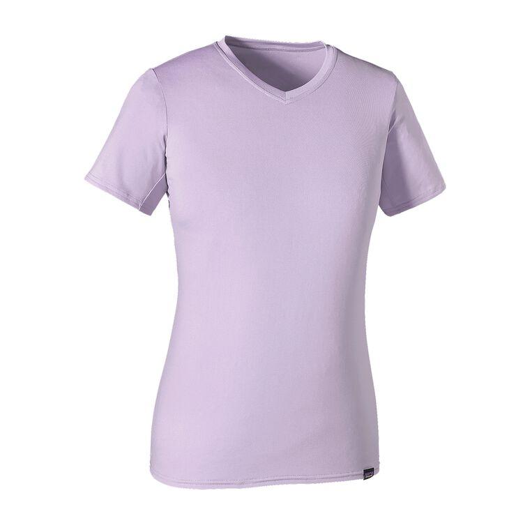 W'S CAP DAILY T-SHIRT, Lite Ploy Purple (LPYP)