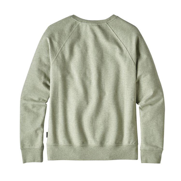 W's Pastel P-6 Label Midweight Crew Sweatshirt,