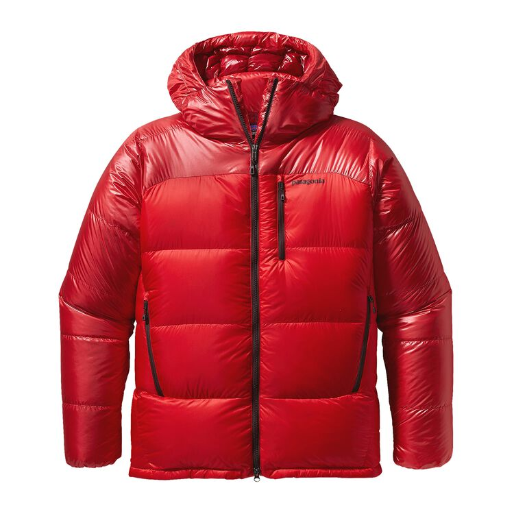 M'S FITZ ROY DOWN PARKA, French Red (FRR)