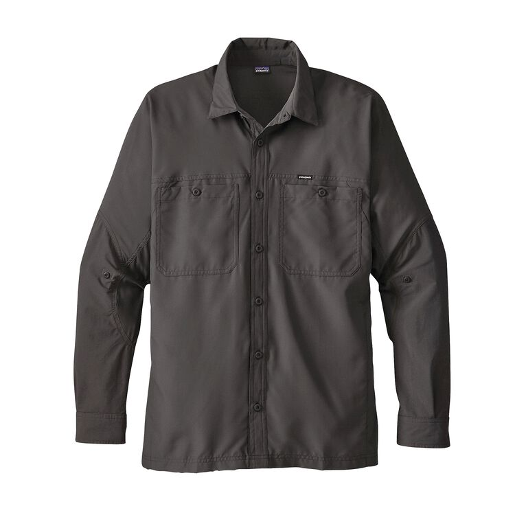M'S LIGHTWEIGHT FIELD SHIRT, Forge Grey (FGE)