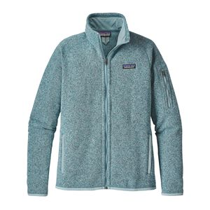 W's Better Sweater™ Fleece Jacket, Tubular Blue w/Crevasse Blue (TUCV)