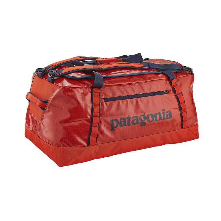 BLACK HOLE DUFFEL 90L, Paintbrush Red (PBH)