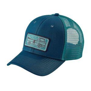 PICKUP LINES TRUCKER HAT, Big Sur Blue (BSRB)