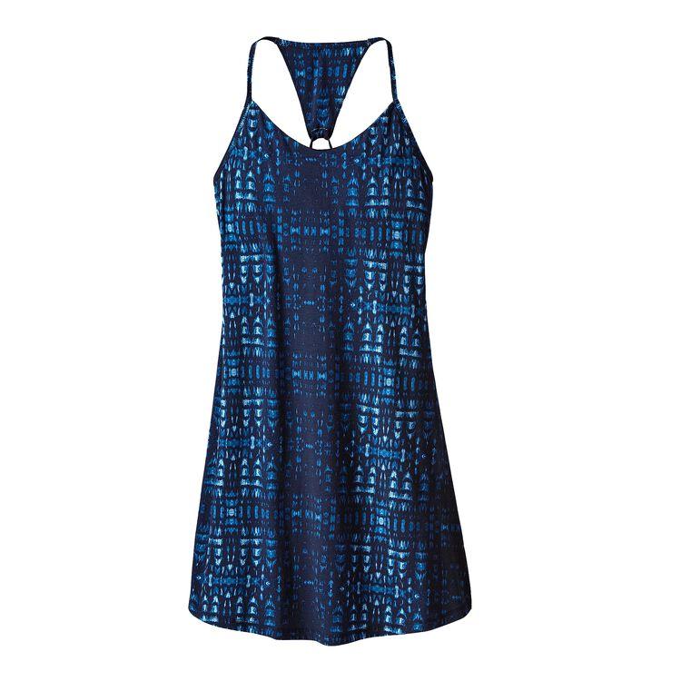 ウィメンズ・エディスト・ドレス, Tidewater: Navy Blue (TDWN)