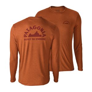 M's Capilene® Daily Long-Sleeved Graphic T-Shirt, Geologers: Copper Ore X-Dye (GEOC)