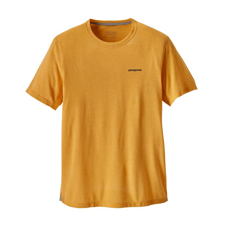 M'S S/S NINE TRAILS SHIRT, Rugby Yellow (RGBY)