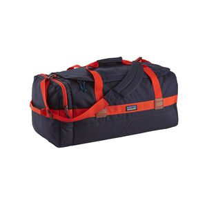 Arbor Duffel Bag 60L, Navy Blue w/Paintbrush Red (NPTR)