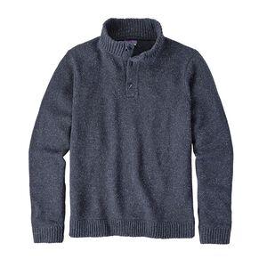 メンズ・オフカントリー・プルオーバー・セーター, Navy Blue (NVYB)