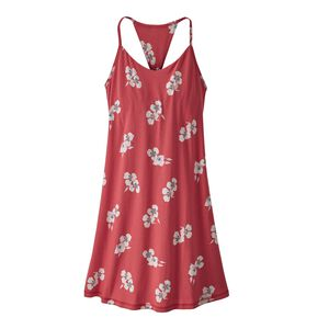 W's Edisto Dress, Mariposa Lily: Static Red (MAST)