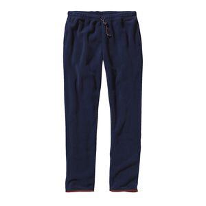 メンズ・シンチラ・スナップT・パンツ, Navy Blue w/Raspen Red (NBRA)