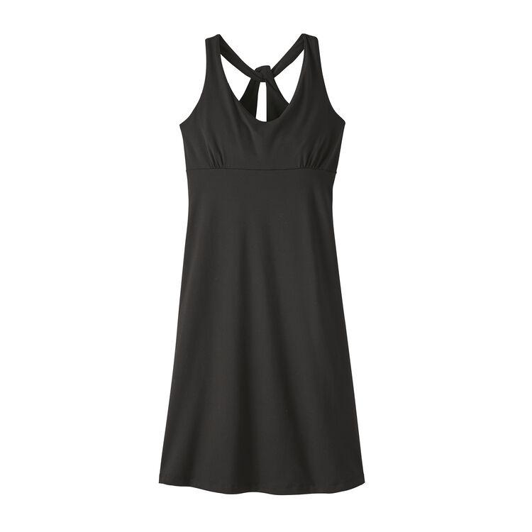 W'S MAGNOLIA SPRING DRESS, Black (BLK)