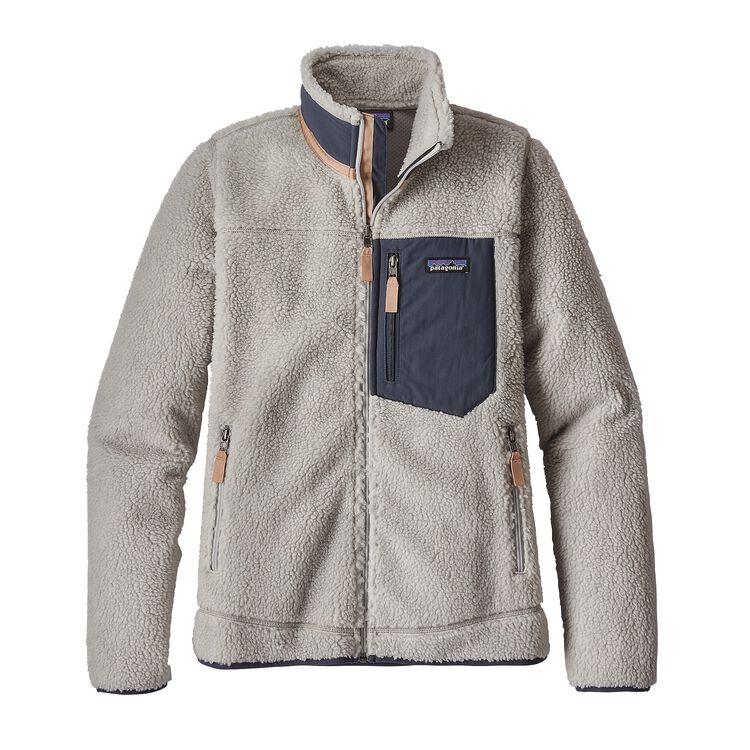 ウィメンズ・クラシック・レトロX・ジャケット, Tailored Grey w/Smolder Blue (TLSM)