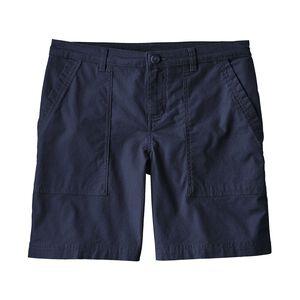 ウィメンズ・ストレッチ・オールウェア・ショーツ(股下20cm), Navy Blue (NVYB)