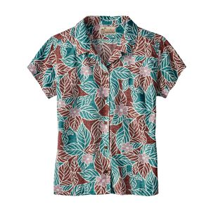 W's Lightweight Pataloha® Shirt, Mountain Dogwood: Dark Ruby (MWDR)