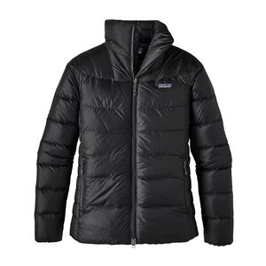 W's Fitz Roy Down Jacket, Black (BLK)