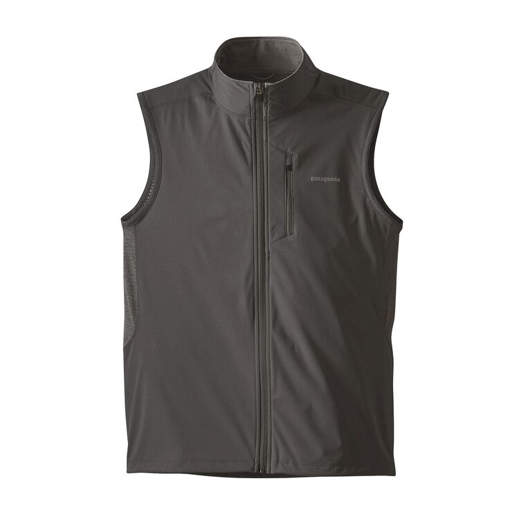 M'S WIND SHIELD VEST, Forge Grey (FGE)