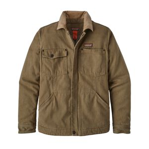 W's Iron Forge Hemp™ Canvas Barn Coat, Dark Ash (DKAS)