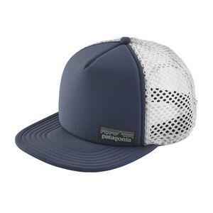 Duckbill Trucker Hat, Dolomite Blue (DLMB)
