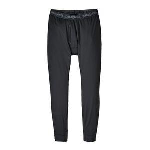 M's Capilene® Midweight Bottoms, Black (BLK)