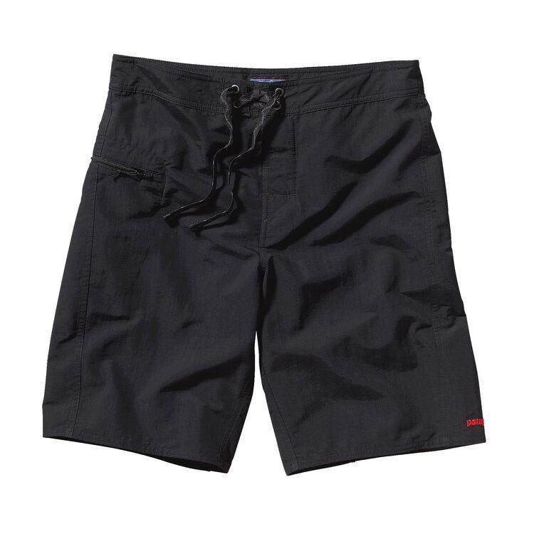 メンズ・ウェーブフェアラー・ボード・ショーツ(53cm), Black (BLK)