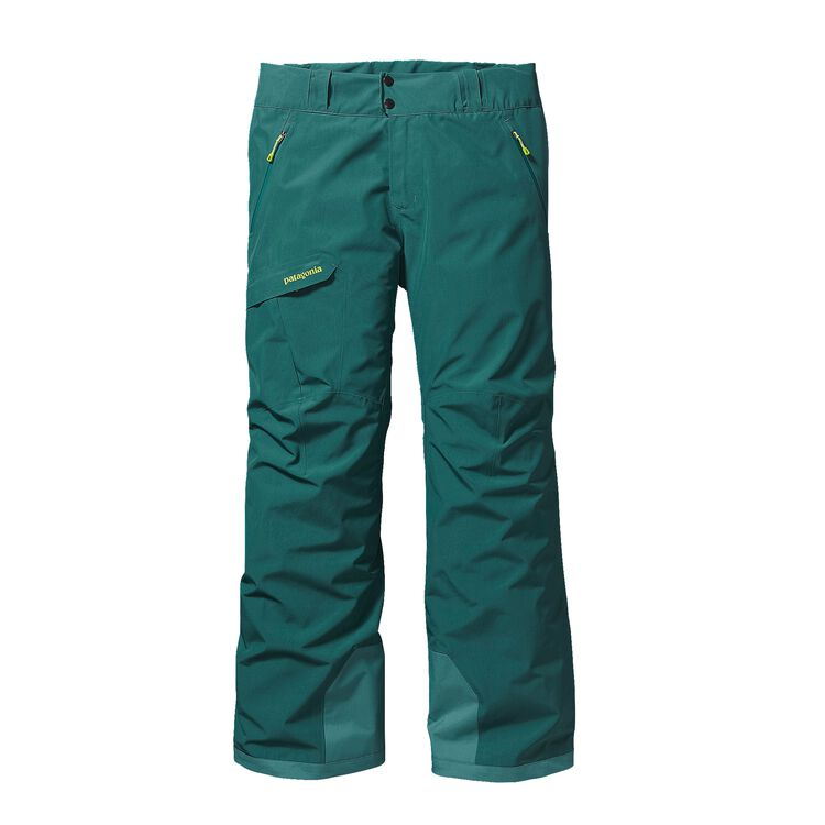 M'S POWDER BOWL PANTS, Arbor Green (ABRG)