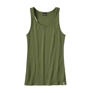 W'S CLEAN COLOR TANK, Clean Mulberry Green (CMYG)