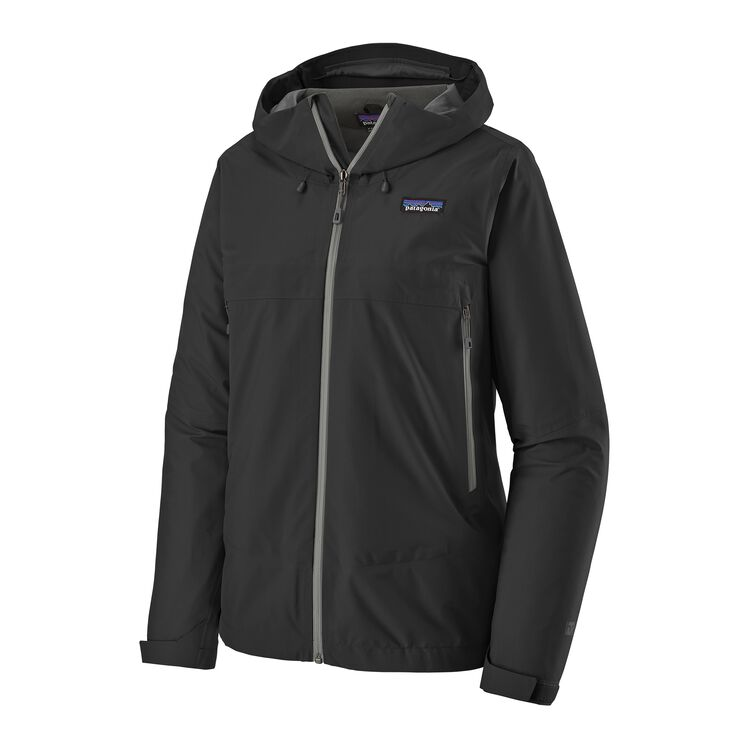 W'S CLOUD RIDGE JKT, Black (BLK)