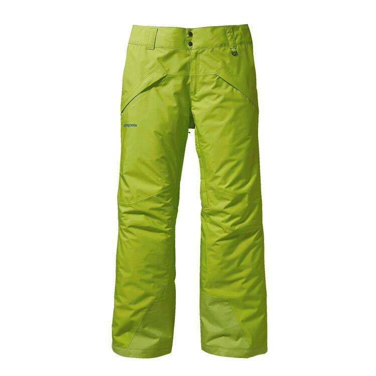 M'S SNOWSHOT PANTS - REG, Peppergrass Green (PSS)