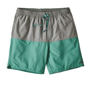 "M's Stretch Wavefarer® Volley Shorts - 17"", Beryl Green (BRYG)"