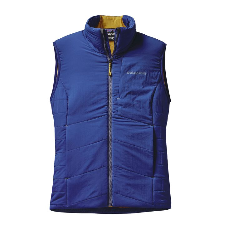 W'S NANO-AIR VEST, Harvest Moon Blue (HMB)