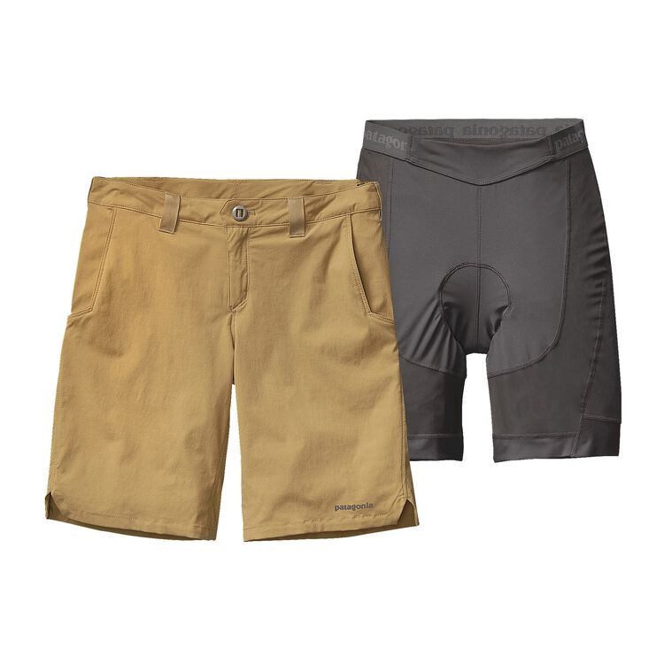 W'S DIRT CRAFT BIKE SHORTS, Rattan (RATN)