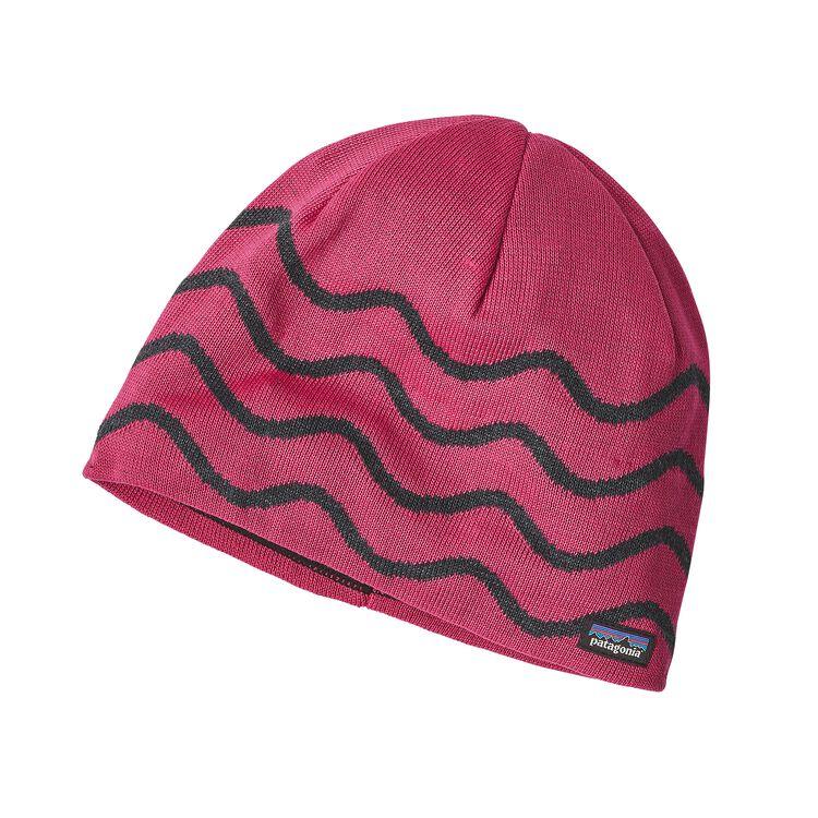 キッズ・ビーニー・ハット, Current Stripe: Craft Pink (CUCP)