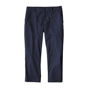"W's Stretch All-Wear Capris - 24"", Navy Blue (NVYB)"