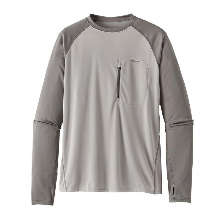 メンズ・サンシェード・クルー, Tailored Grey (TGY)