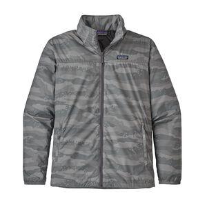 M's Light & Variable® Jacket, Rock Camo: Hex Grey (ROCH)